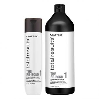 MATRIX Total Results The Re-Bond 1 Strength-Rehab System Shampoo