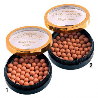 "MEDIS SUN GLOW ""Magic Balls"" Puderperlen"