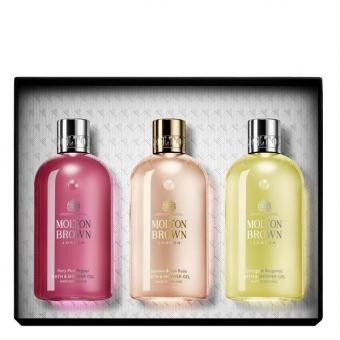 MOLTON BROWN Floral & Citrus Gift Set For Her