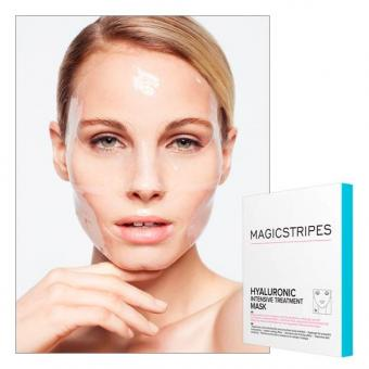 Magicstripes Hyaluronic Intenstive Treatment Mask Pro Packung 3 Sachets