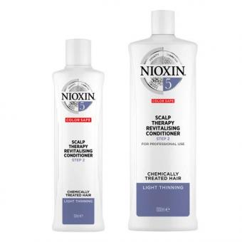 NIOXIN System 5 Scalp Therapy Revitalising Conditioner Step 2