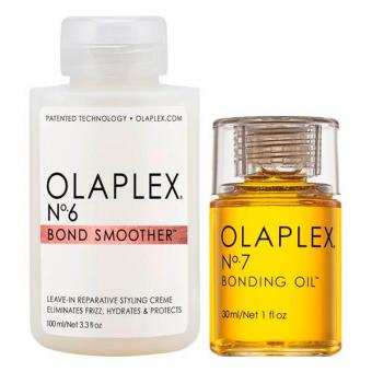 OLAPLEX Pflege Set No. 6 + No. 7
