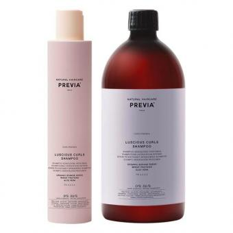 PREVIA Curlfriends Luscious Curls Shampoo with Borage