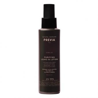 PREVIA Extra Life Purifying Leave-In Lotion with Vitis Vinifera 100 ml