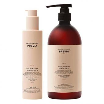 PREVIA Keeping Colour Shine Conditioner with Green Walnut