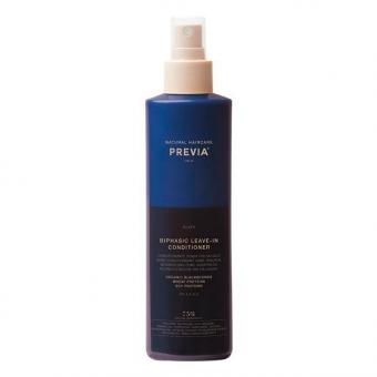 PREVIA Silver Biphasic Leave-In Conditioner with Blackberry 260 ml