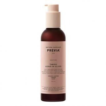 PREVIA Smoothing Taming Leave-in Gloss with Linseed Oil 200 ml