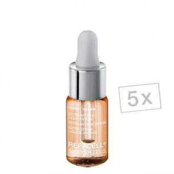 REPACELL Extra Antiage Liquid Serum Packung mit 5 x 5 ml