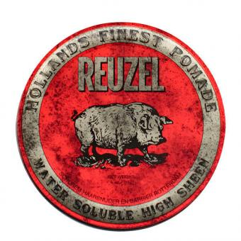 Reuzel Pomade Red Water Soluble High Sheen