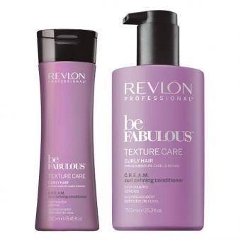 Revlon Professional Be Fabulous Texture Care Curly Hair C.R.E.A.M. Curl Defining Conditioner