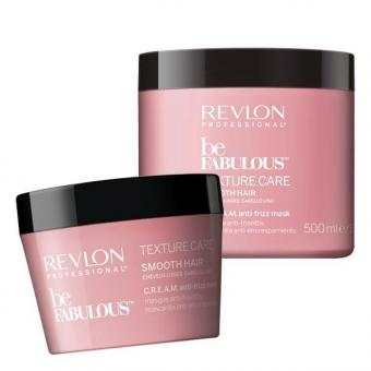 Revlon Professional Be Fabulous Texture Care Smooth Hair C.R.E.A.M. Anti-Frizz Mask