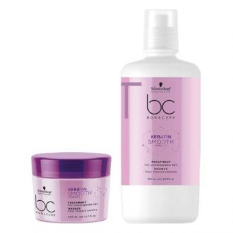 Schwarzkopf BONACURE Keratin Smooth Perfect Treatment
