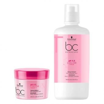 Schwarzkopf BONACURE pH 4.5 Color Freeze Treatment