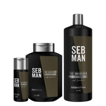 Sebastian SEB MAN The Smoother Rinse-Out Conditioner