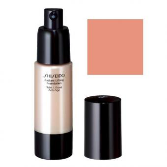 Shiseido Makeup Radiant Lifting Foundation SPF 15 WB60 Natural Deep Warm Beige, 30 ml