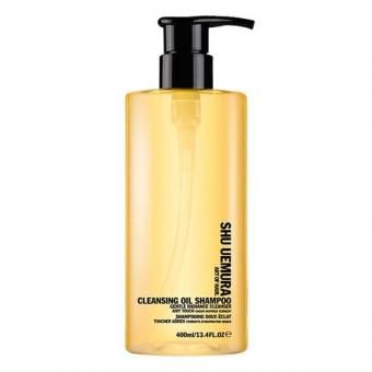 Shu Uemura Cleansing Oil Shampoo Gentle Radiance Cleanser 400 ml