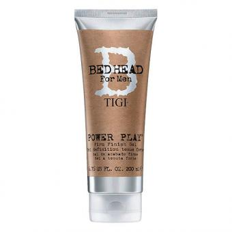 TIGI BED HEAD FOR MEN Gel définition tenue forte Power Play 200 ml
