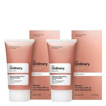 The Ordinary Mineral UV Filters with Antioxidants