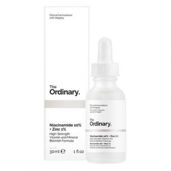 The Ordinary Niacinamide 10% + Zink 1% 30 ml