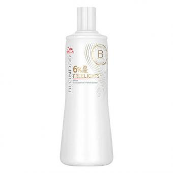 Wella BLONDOR Freelights Oxydationsmittel 6 %, 20 vol., 1000 ml
