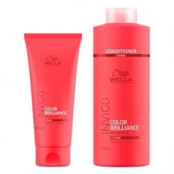 Wella Invigo Color Brilliance Vibrant Color Conditioner Coarse