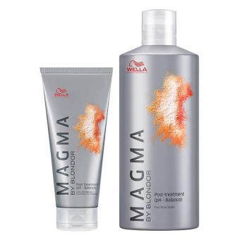 Wella Magma by Blondor Post Treatment