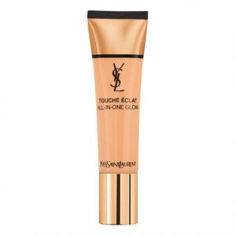 Yves Saint Laurent Touche Éclat All-In-One Glow Foundation B30 Almond, 30 ml