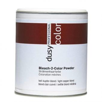 dusy professional Bleach-2-Color Powder Hell-Kupfer-Blond 150 g
