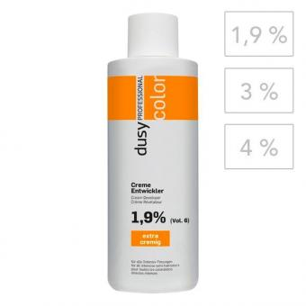 dusy professional Creme Entwickler Extra Cremig