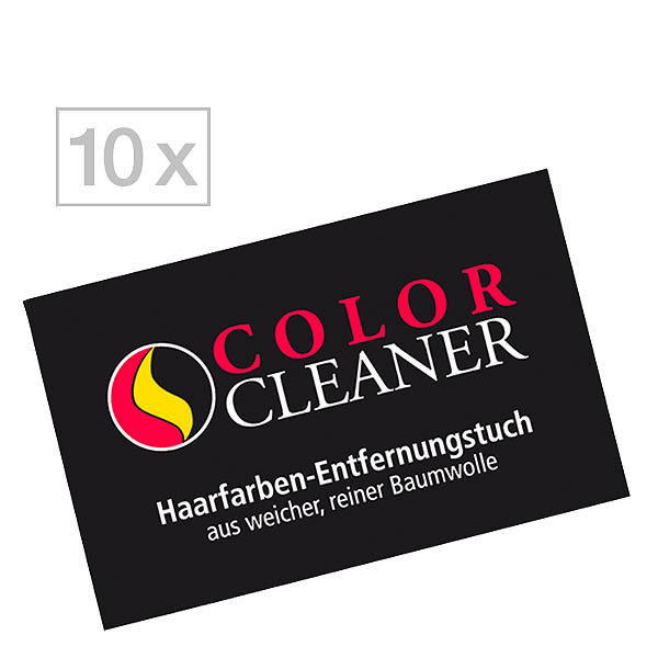 Coolike Color Cleaner 10 Stück pro Packung - 1