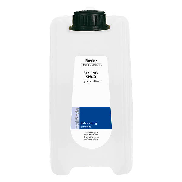Basler Styling Spray Salon Exclusive extra strong Kanister 3 Liter - 1