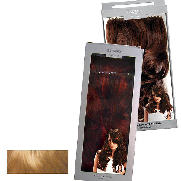 Balmain hairMake-up Complete Extension 60 cm Bright Blond - 1