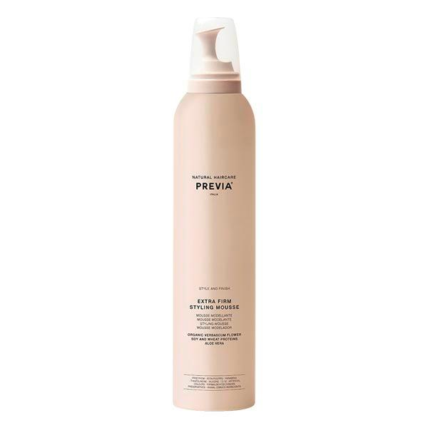 PREVIA Mousse with Verbascum Flower Extra strong, 300 ml - 1