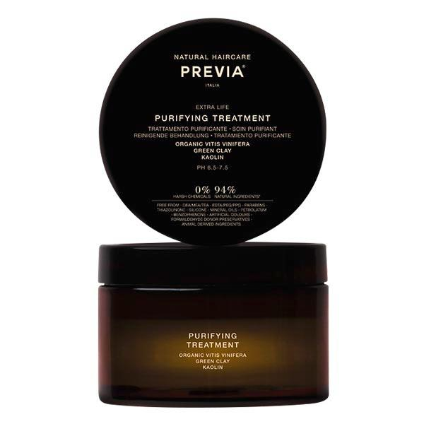 PREVIA Extra Life Purifying Treatment with Green Clay 250 ml - 1