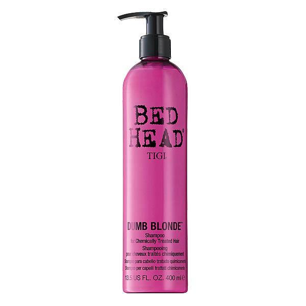 TIGI BED HEAD Dumb Blonde Shampoo 400 ml - 1