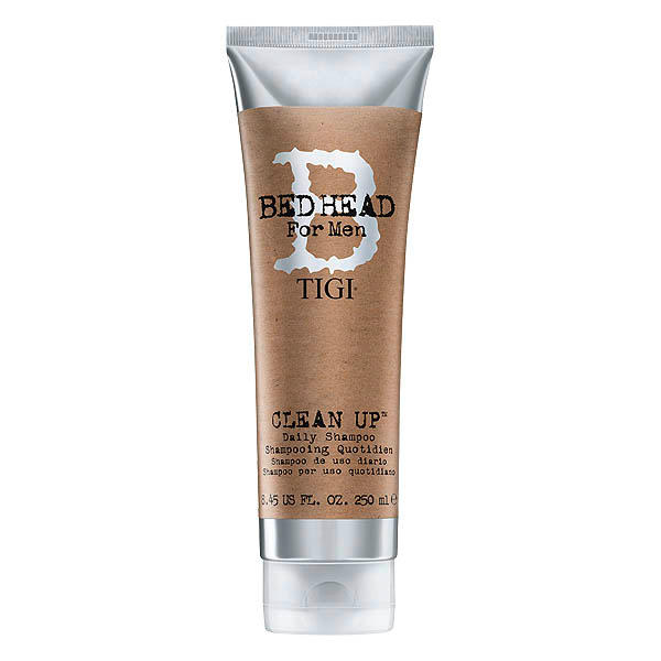 TIGI BED HEAD For Men Shampooing quotidien Clean Up 250 ml - 1