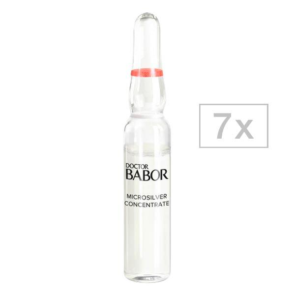 DOCTOR BABOR Neuro Sensitive Cellular Microsilver Concentrate Packung mit 7 x 2 ml - 1