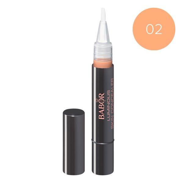 BABOR AGE ID Make-up Luminous Skin Concealer 02 Natur, 4 ml - 1