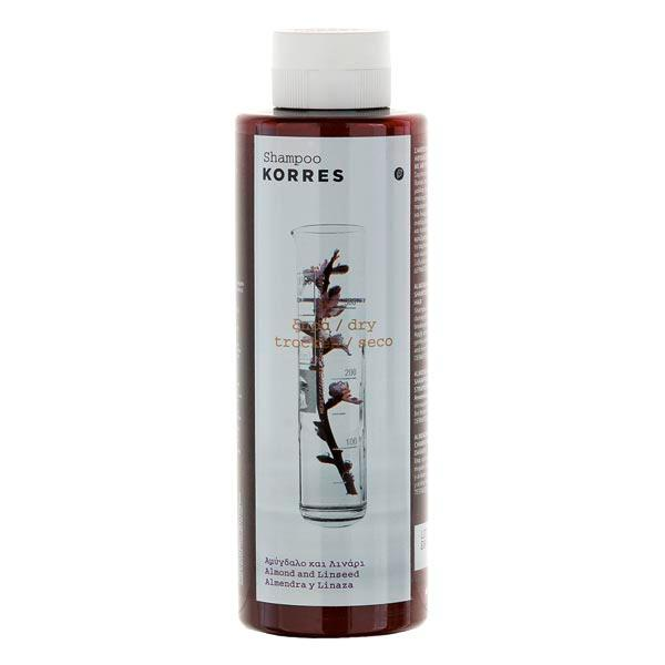 KORRES Almond & Linseed Shampoo 250 ml - 1