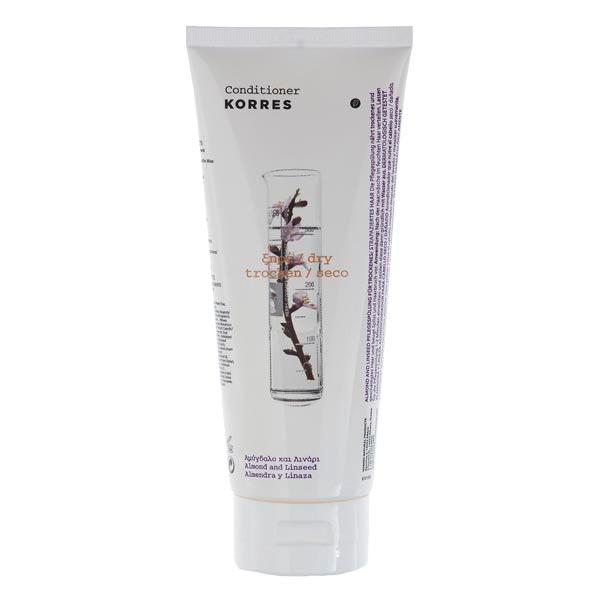 KORRES Almond & Linseed Conditioner 200 ml - 1