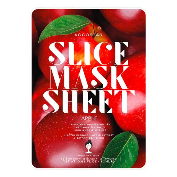 Kocostar Slice Mask Sheet Apple  - 1