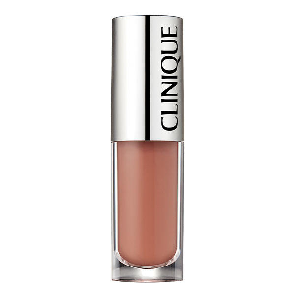 Clinique Pop Splash Lip Gloss + Hydration 02 Caramel Pop, 4,3 g - 1