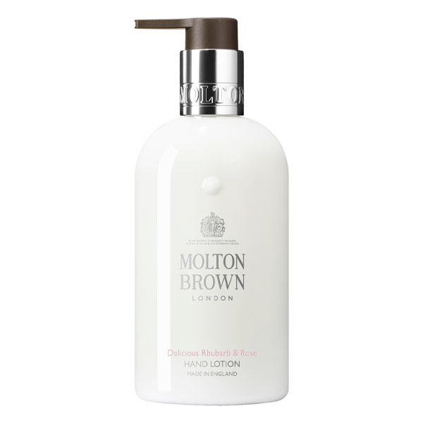 MOLTON BROWN Delicious Rhubarb & Rose Hand Lotion 300 ml - 1