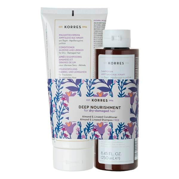 KORRES Almond & Linseed Collection  - 1
