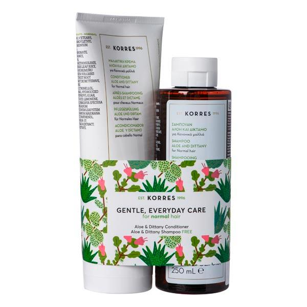 KORRES Aloe & Dittany Collection  - 1