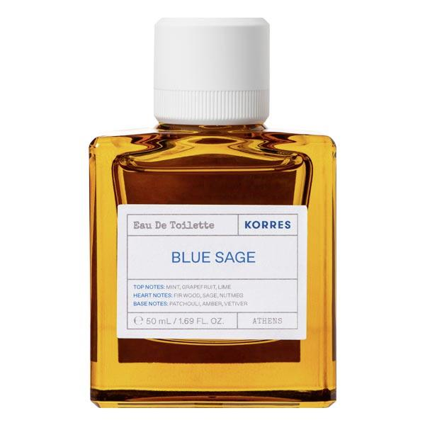 KORRES Eau de toilette Blue Sage 50 ml - 1
