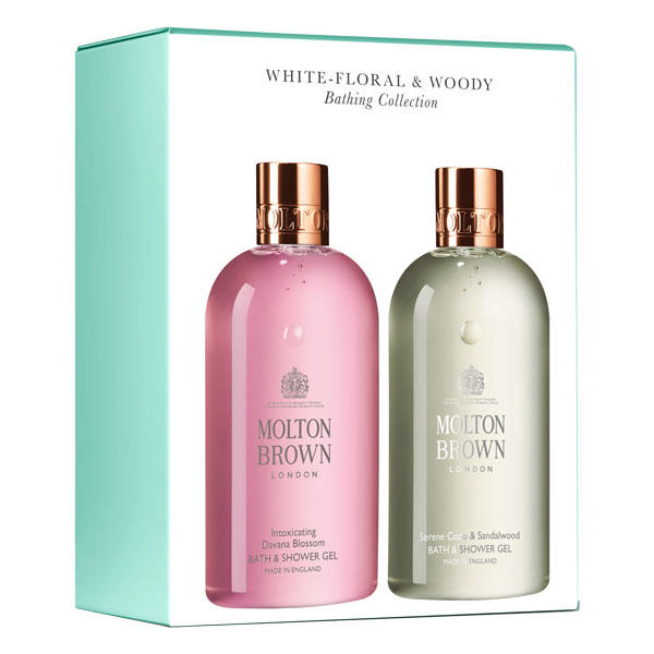 MOLTON BROWN White-Floral & Woody Gift Set  - 1