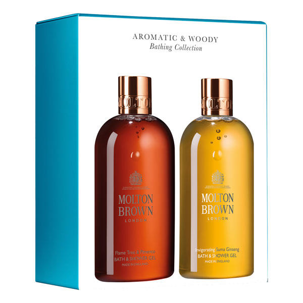 MOLTON BROWN Aromatic & Woody Gift Set  - 1
