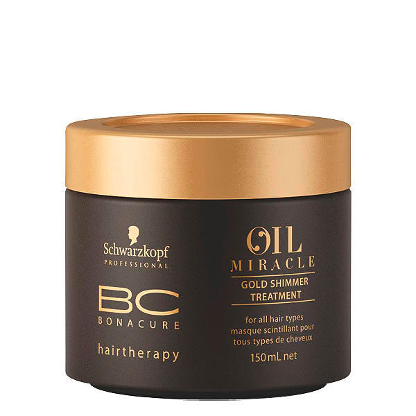 Schwarzkopf BONACURE Oil Miracle Masque scintillant 150 ml - 1