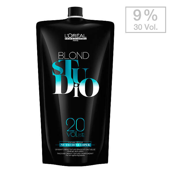 L'ORÉAL BLOND STUDIO Platinium Nutri-Developer 9 % - 30 vol., 1000 ml - 1